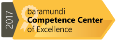 baramundi Partner of Excellence Logo