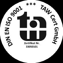SINTEC-Zertifizierung
