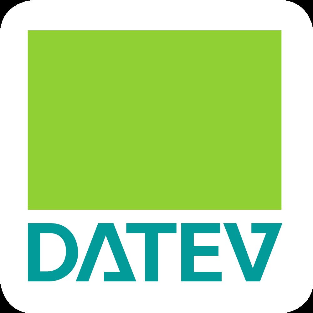 freigegebenes DATEV-Logo für alle Medien