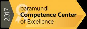 baramundi Partner of Excellence Logo