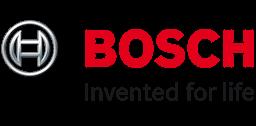 freigegebenes Bosch-Logo für alle Medien