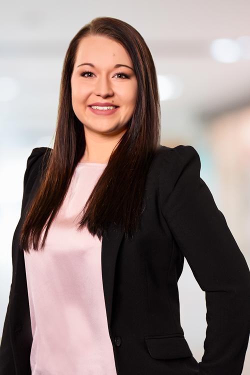 Ihre Ansprechpartnerin für IT-Jobs: Patricia Lemanczyk