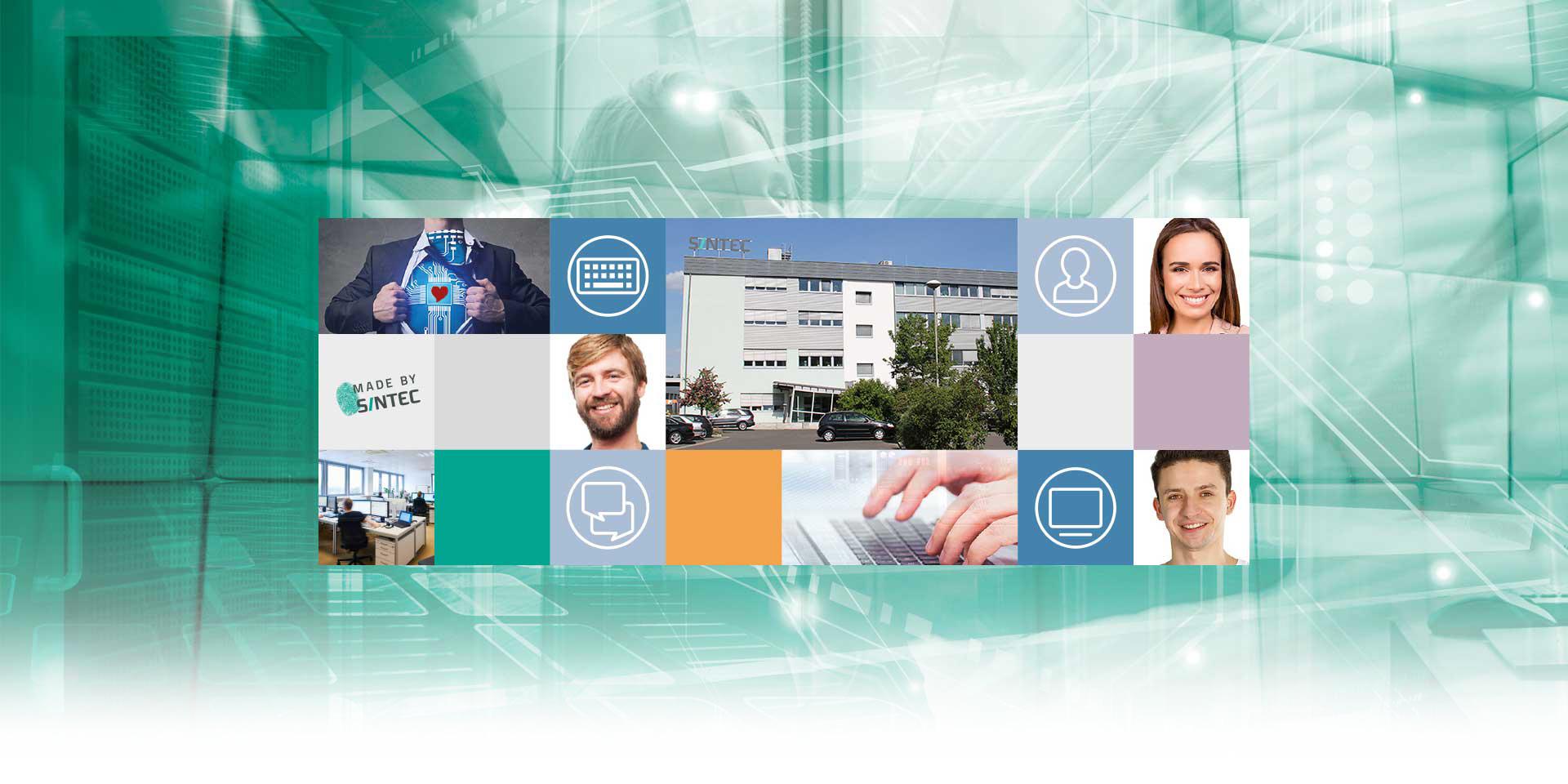 IT-Lösungen von SINTEC Informatik GmbH